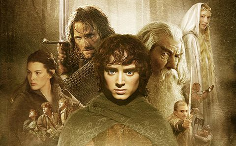 where to watch lotr for free