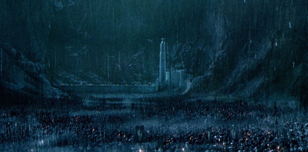 Image result for battle of helm's deep