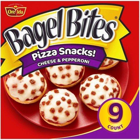 Bagel Bites Pizza Snacks