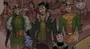 Different Loki variations