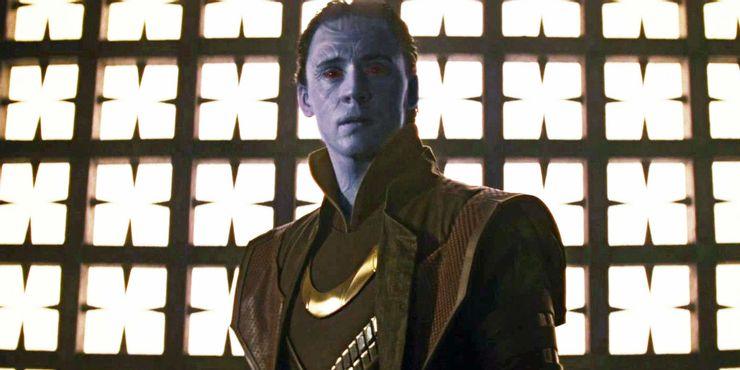 Loki frost giant